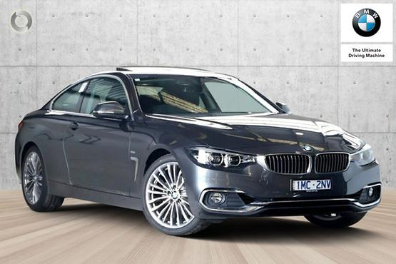 2017 BMW 420 i Luxury Line