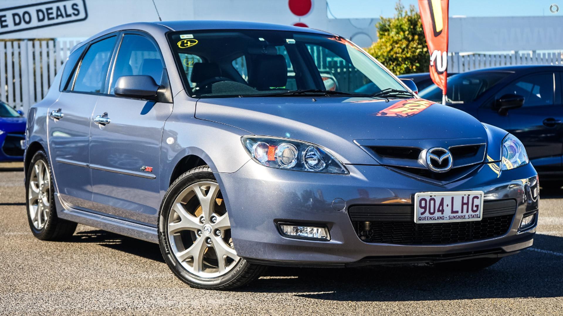 2008 Mazda 3 Sp2