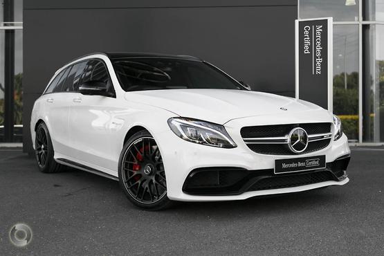 2017 Mercedes-Benz <br>C 63