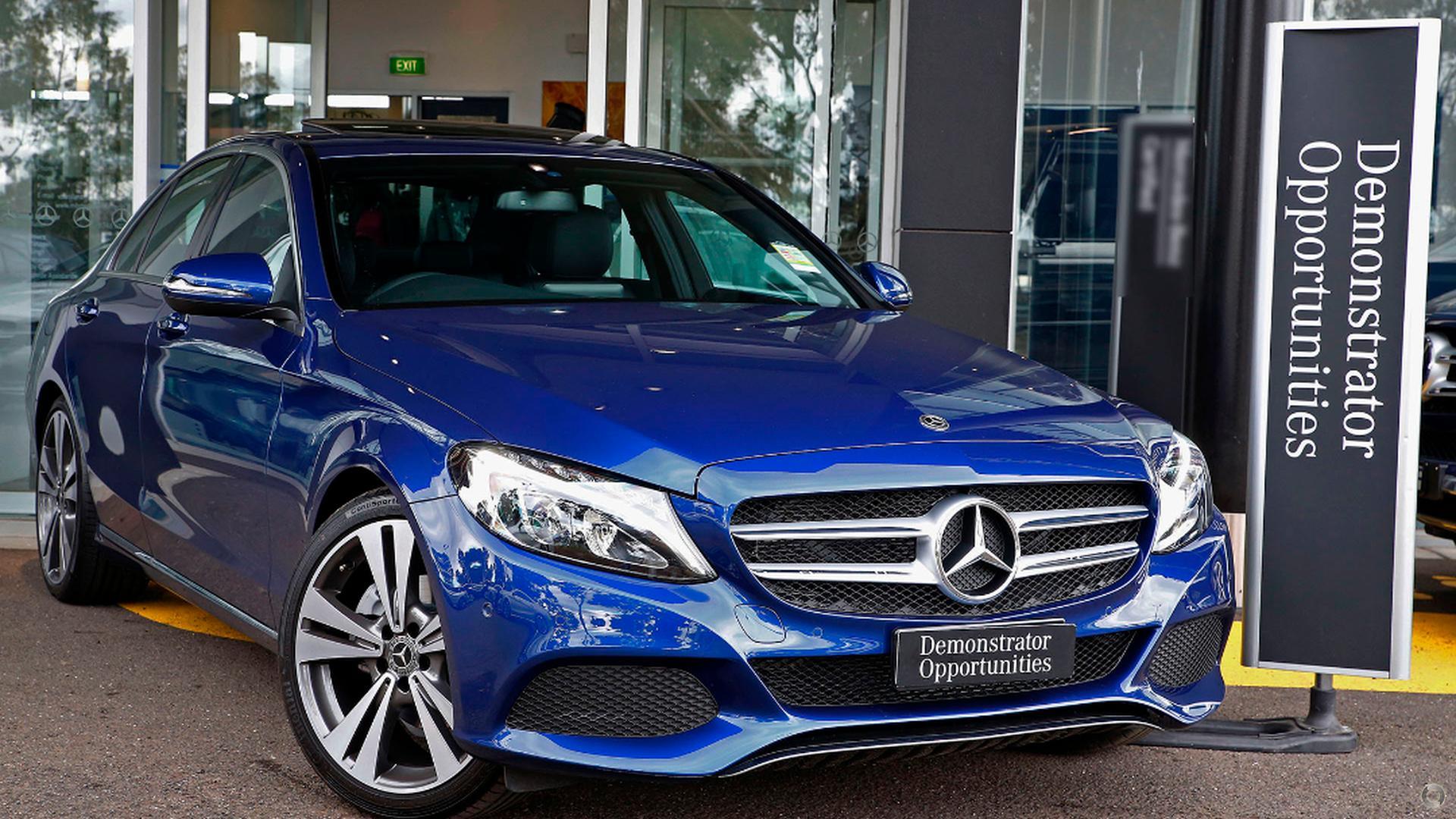 ... 2018 Mercedes Benz C 200 Sedan ...