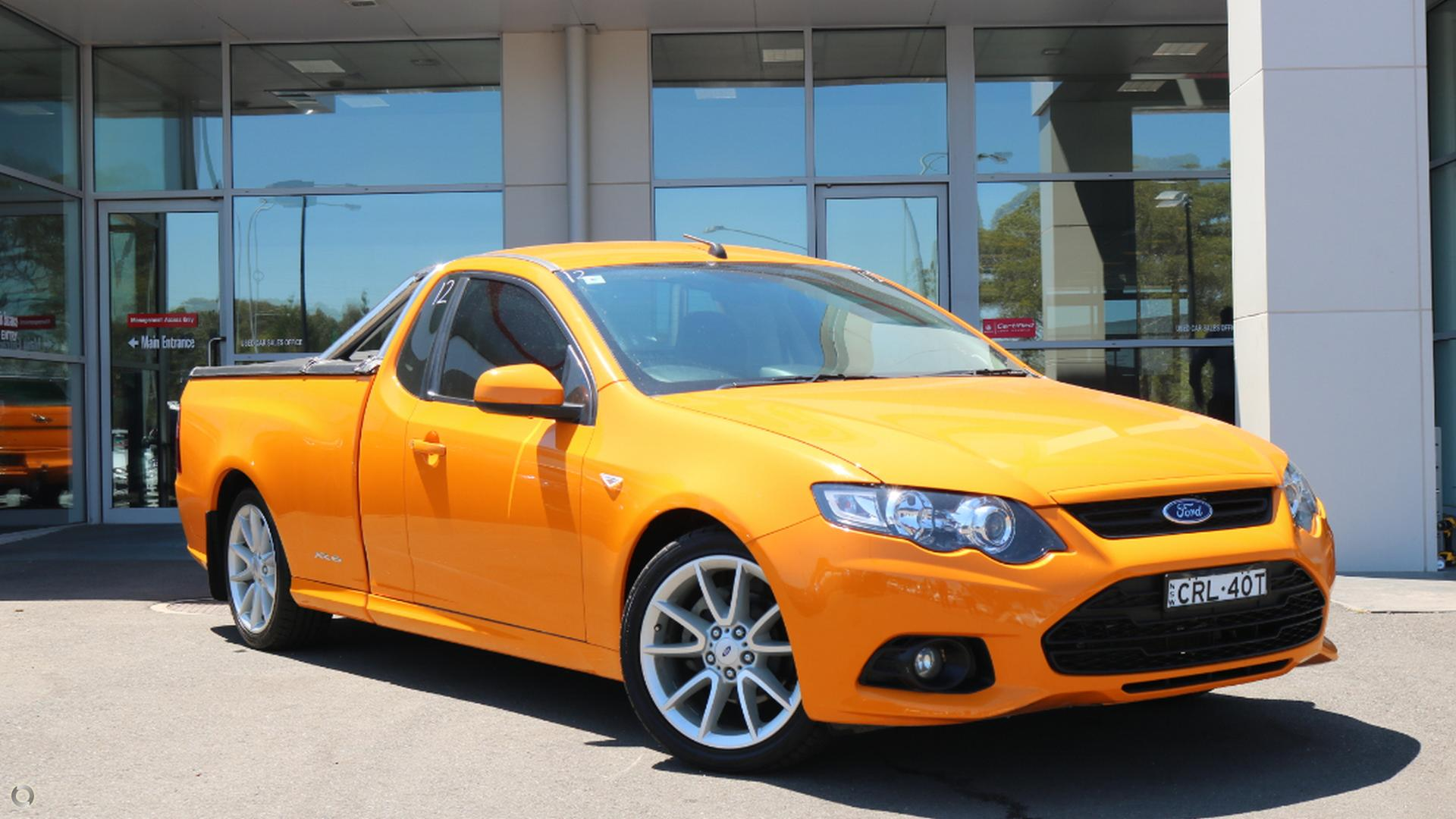 2013 Ford Falcon Ute Xr6