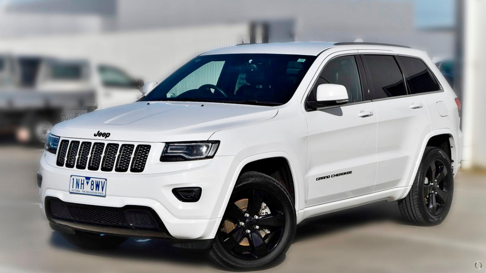 2014 Jeep Grand Cherokee Blackhawk WK