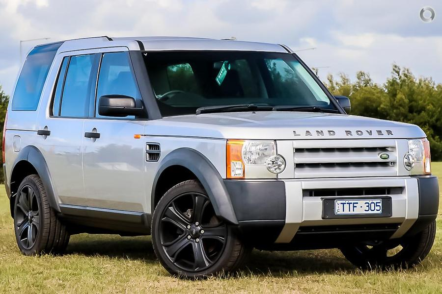 2005 Land Rover Discovery 3 S No Series Car Megamart