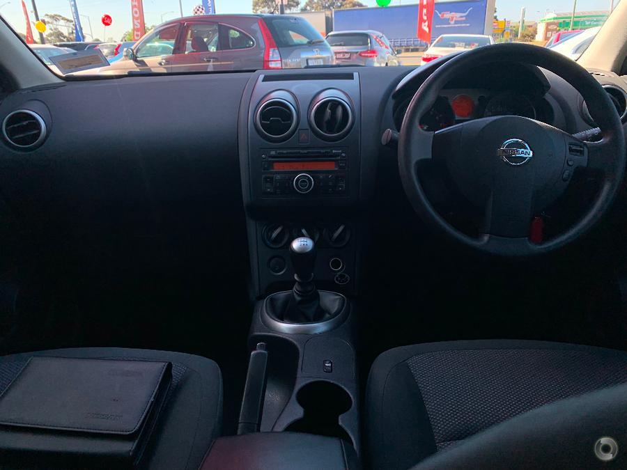 2009 Nissan Dualis ST J10