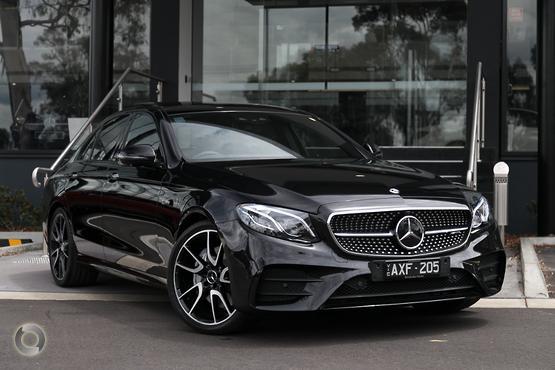 2018 Mercedes-Benz E 43
