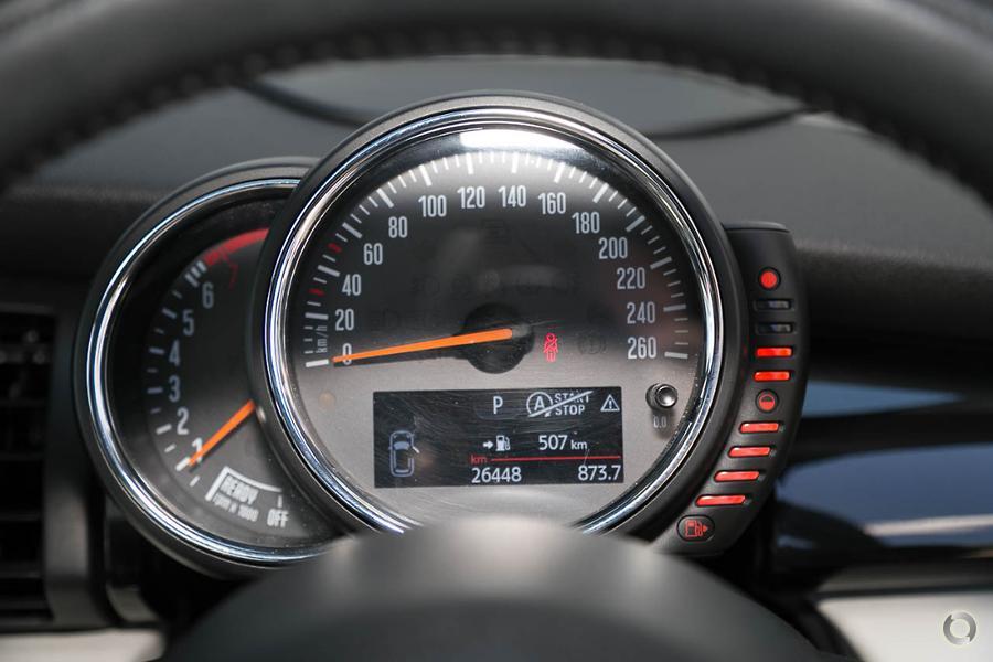 2015 MINI Hatch Cooper S