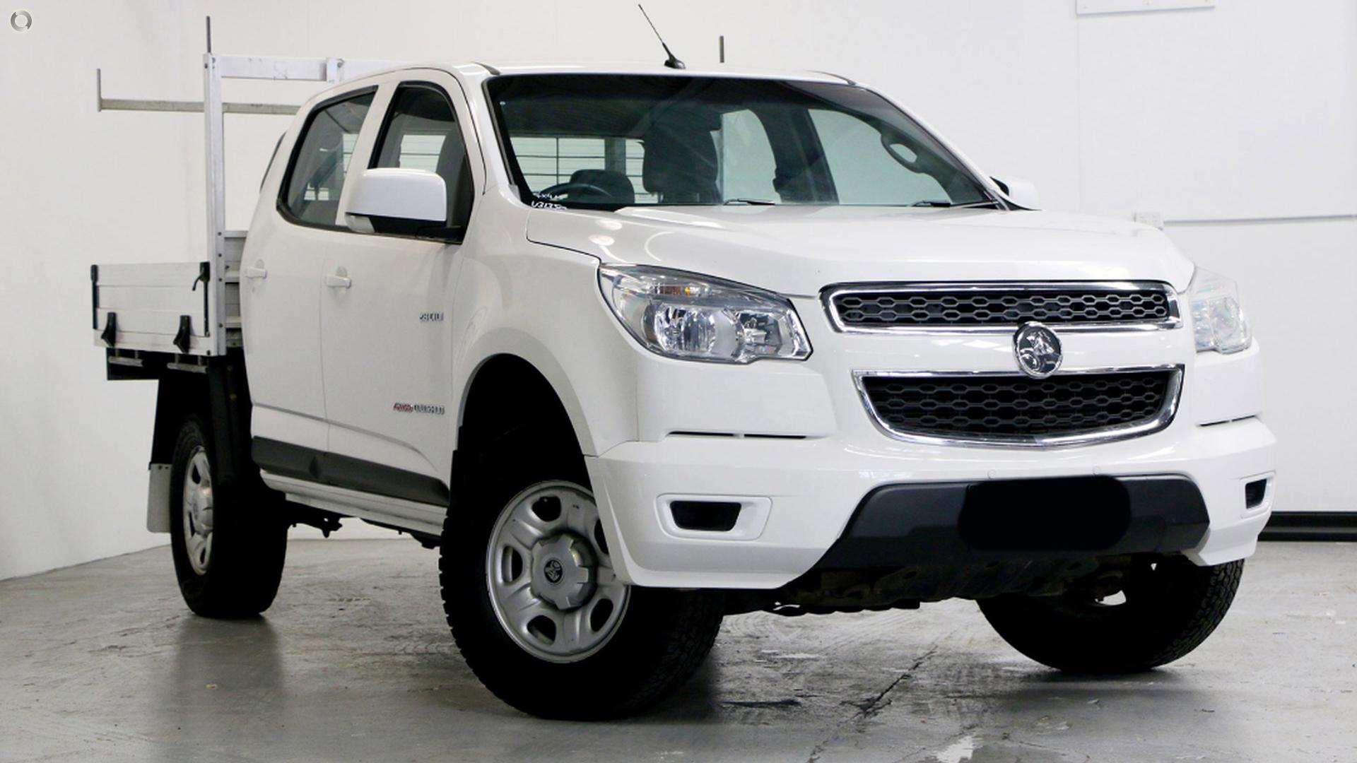 2014 Holden Colorado Ls