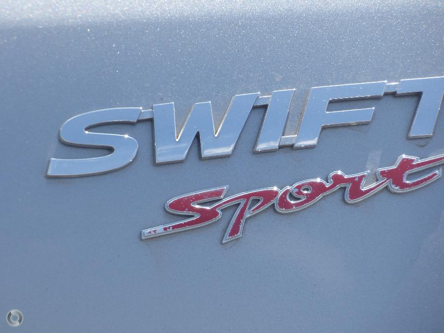 2013 Suzuki Swift Sport FZ