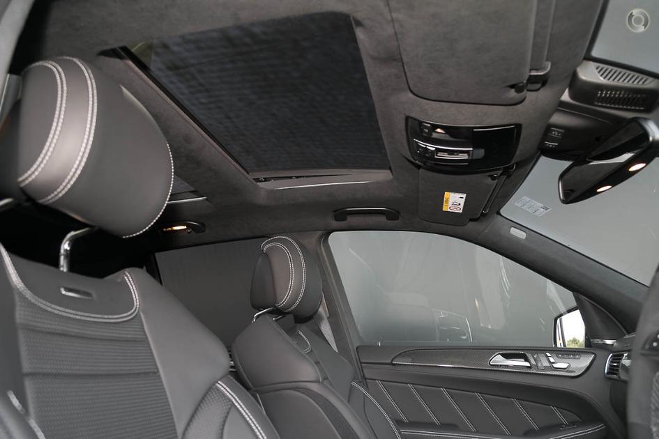 2018 Mercedes-Benz GLE 63 Wagon