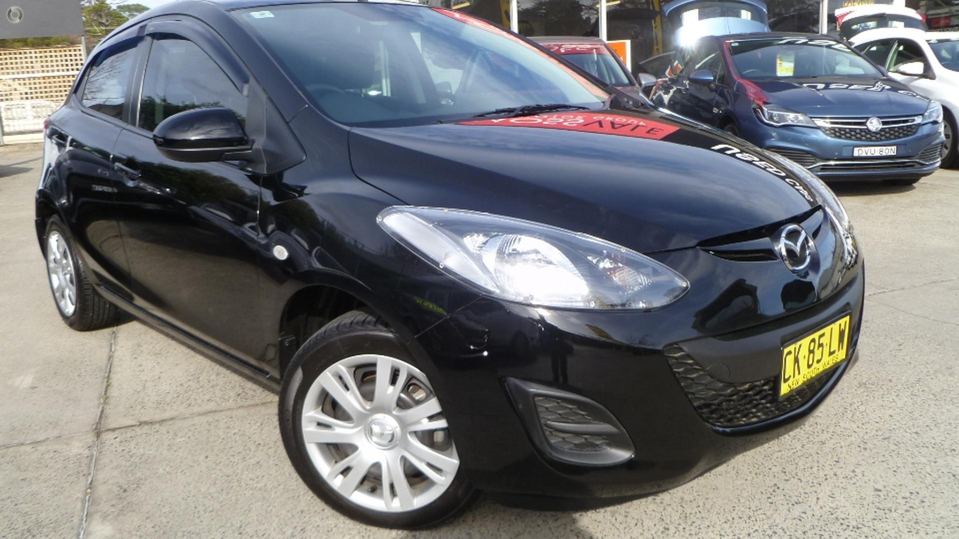 2013 Mazda 2 Neo