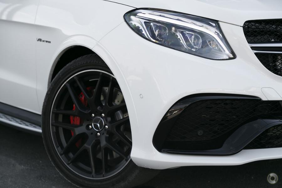 2017 Mercedes-Benz GLE 63 Wagon