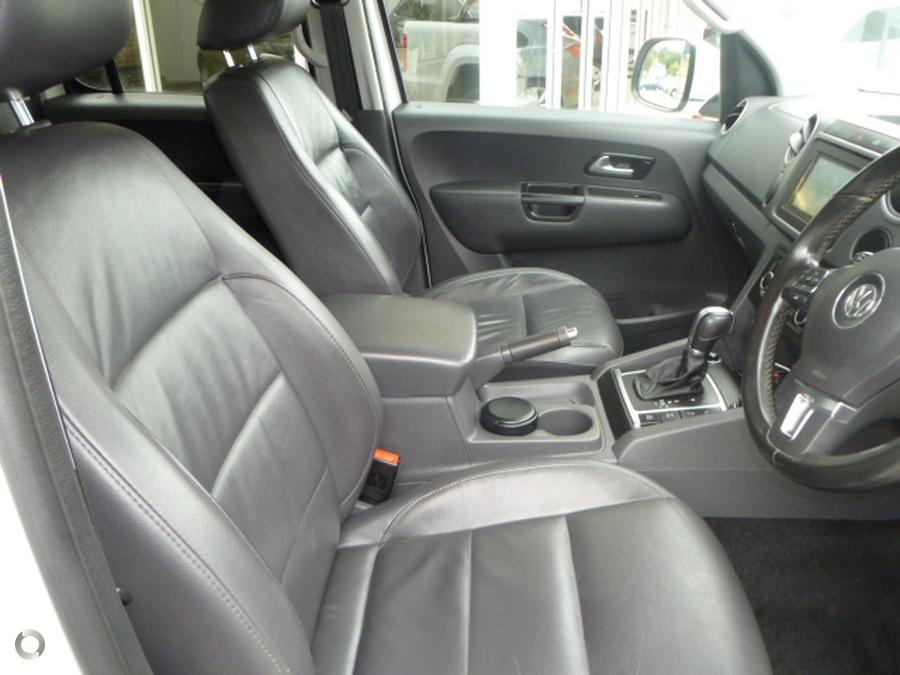 2012 Volkswagen Amarok TDI420 Ultimate 2H