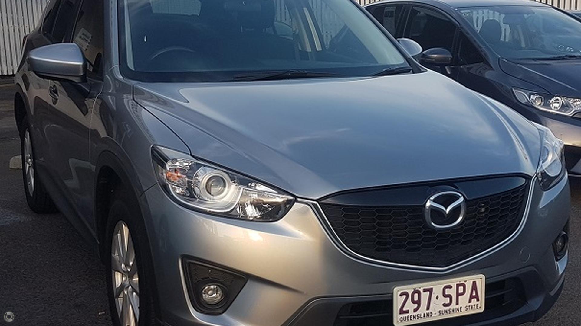 2012 Mazda Cx-5 Maxx Sport
