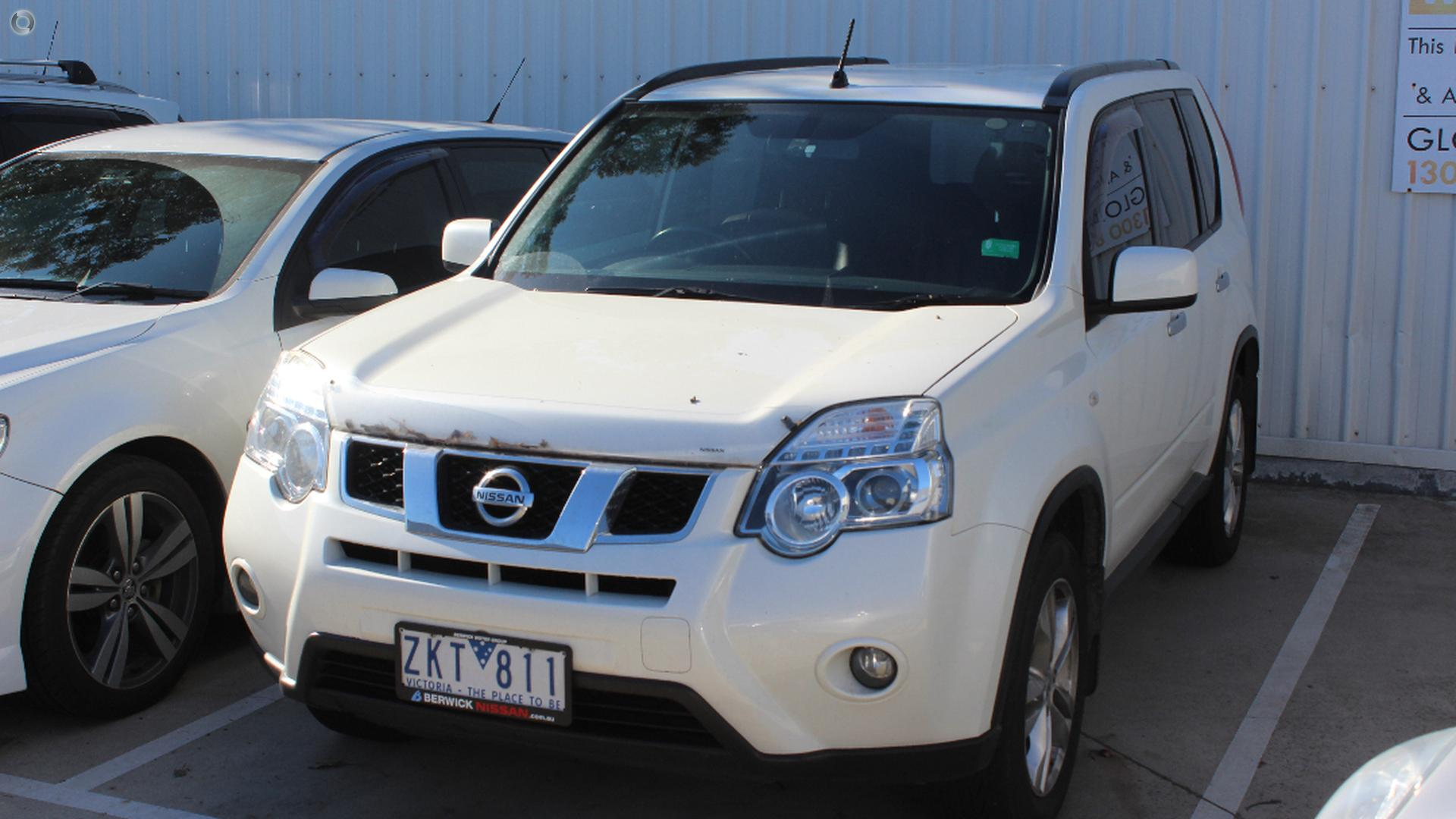 2012 Nissan X-trail ST-L T31