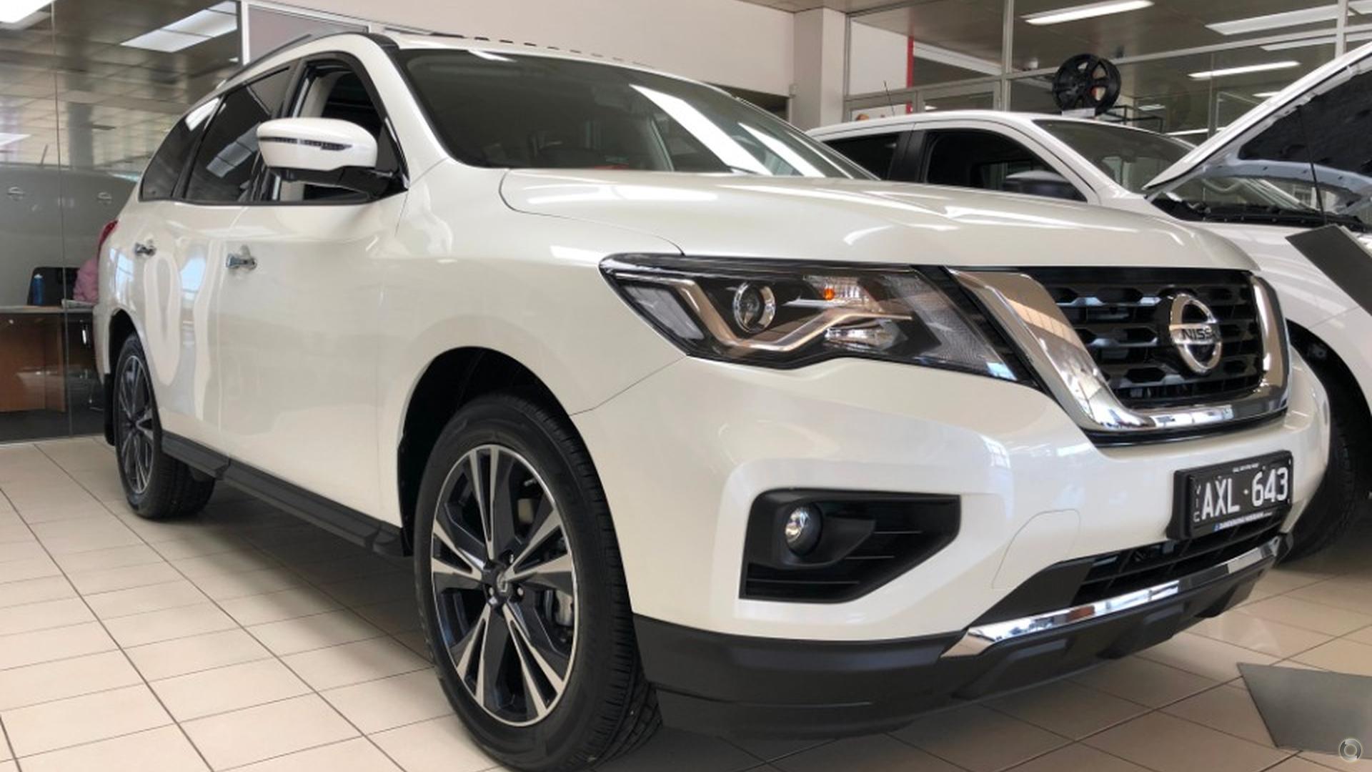 2018 Nissan Pathfinder R52 Series II