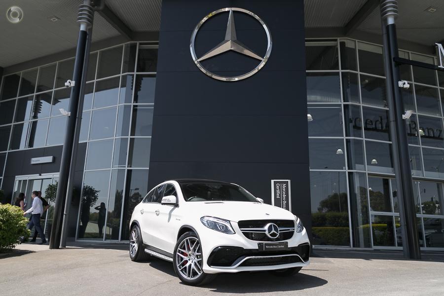 2016 Mercedes-Benz GLE 63 Wagon