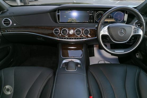 2014 Mercedes-Benz S 350