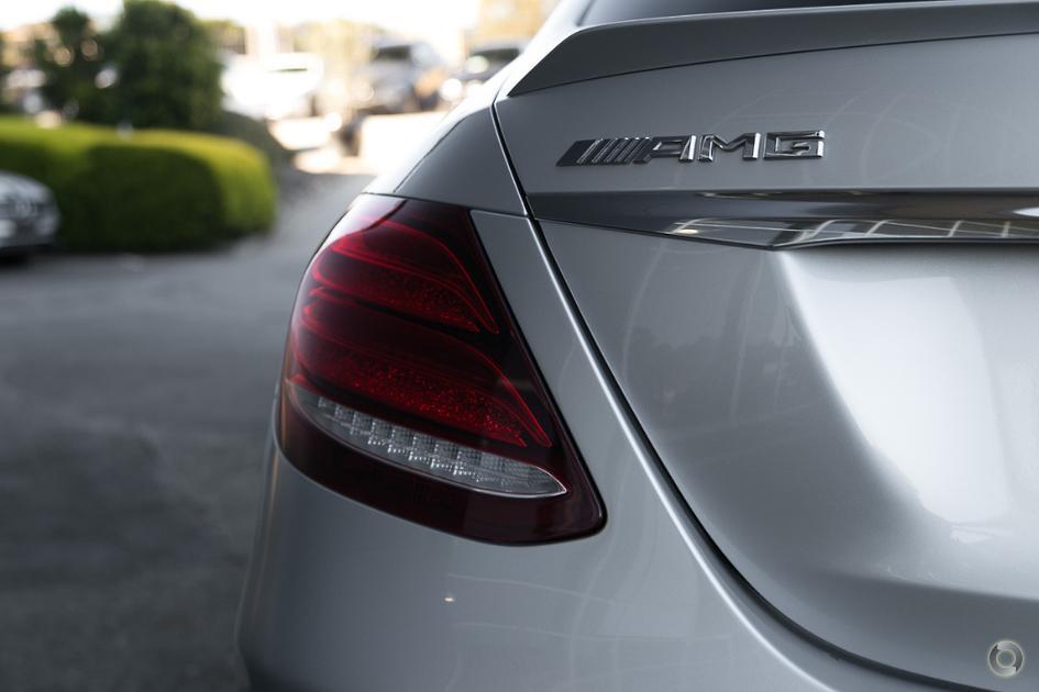 2017 Mercedes-Benz E 63 Sedan