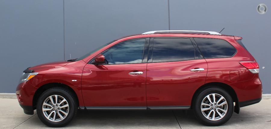 2013 Nissan Pathfinder ST R52
