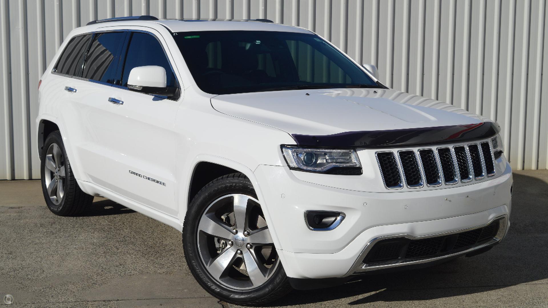 2014 Jeep Grand Cherokee WK