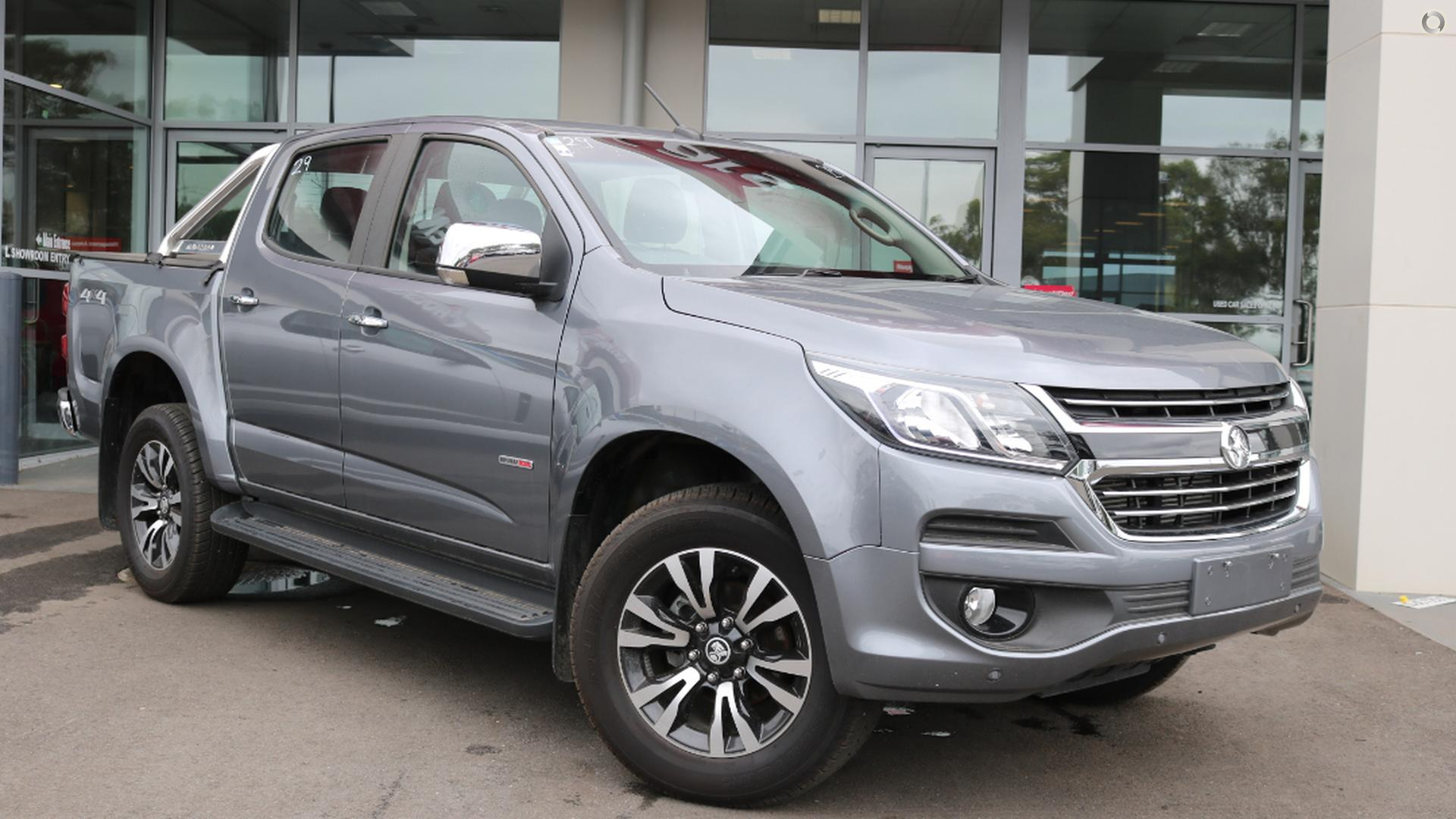 2016 Holden Colorado Ltz