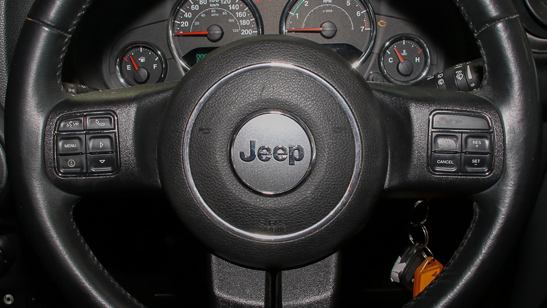 2013 Jeep Wrangler Sport JK