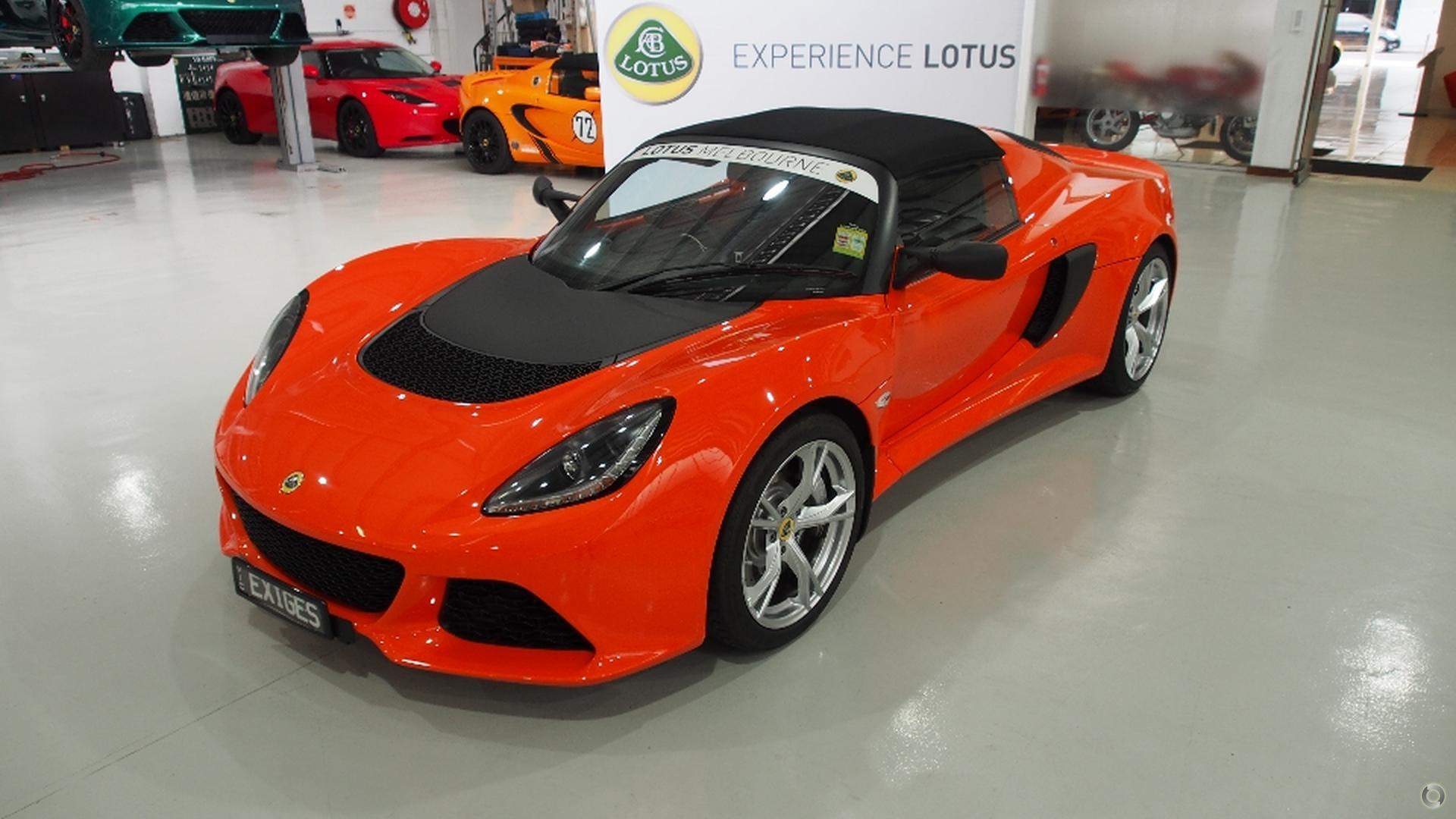 2016 Lotus Exige 111