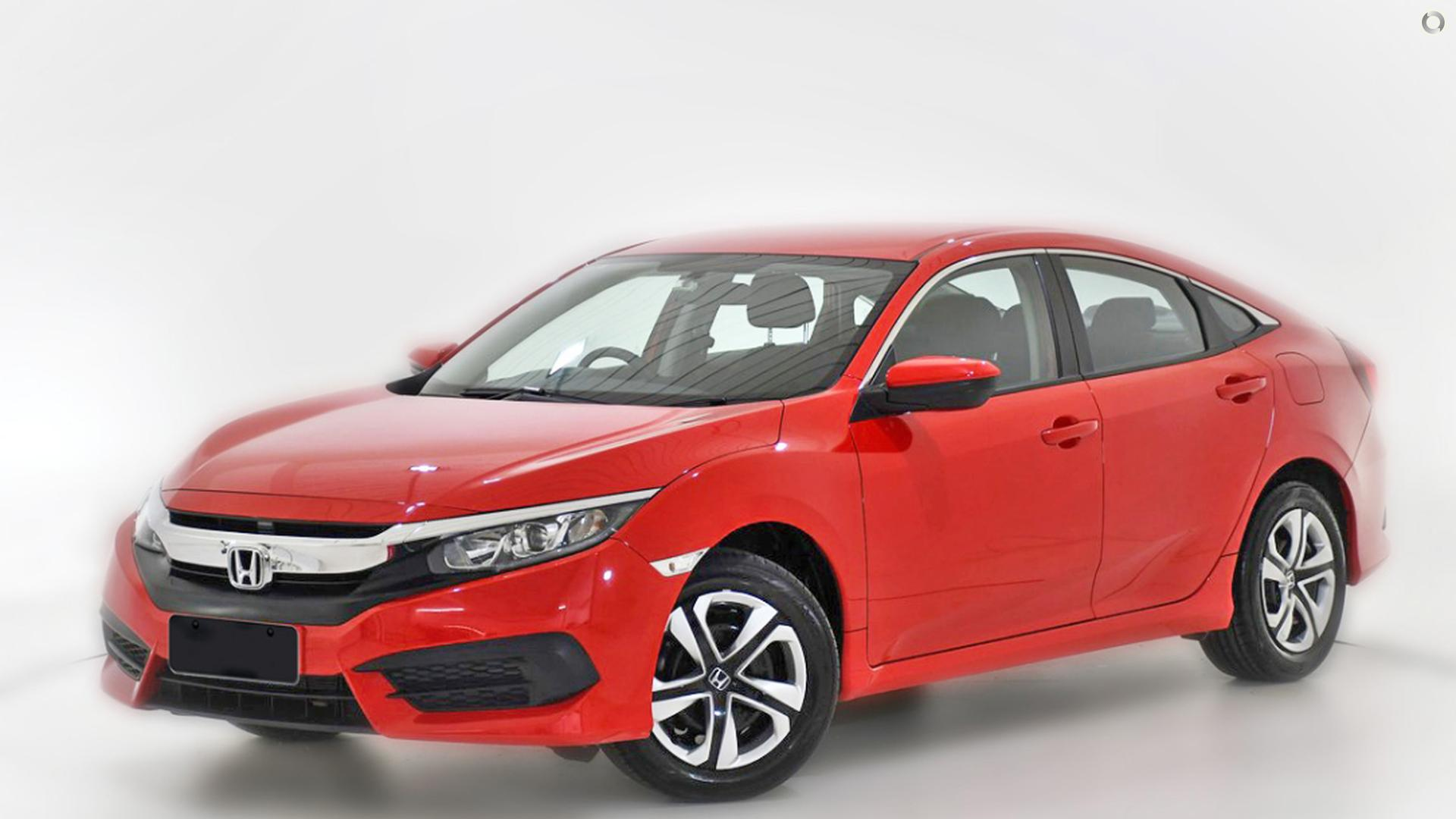 2017 Honda Civic 10th Gen
