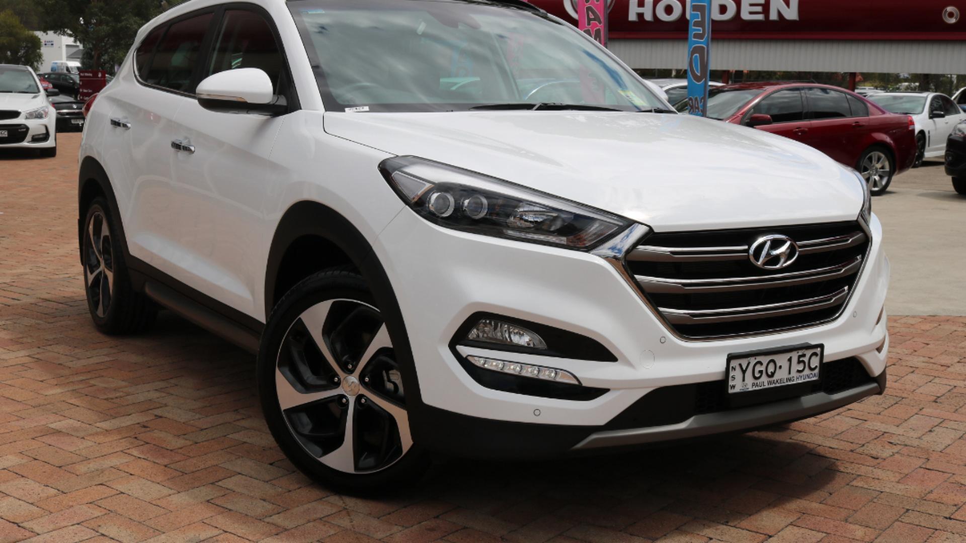 2016 Hyundai Tucson TLe