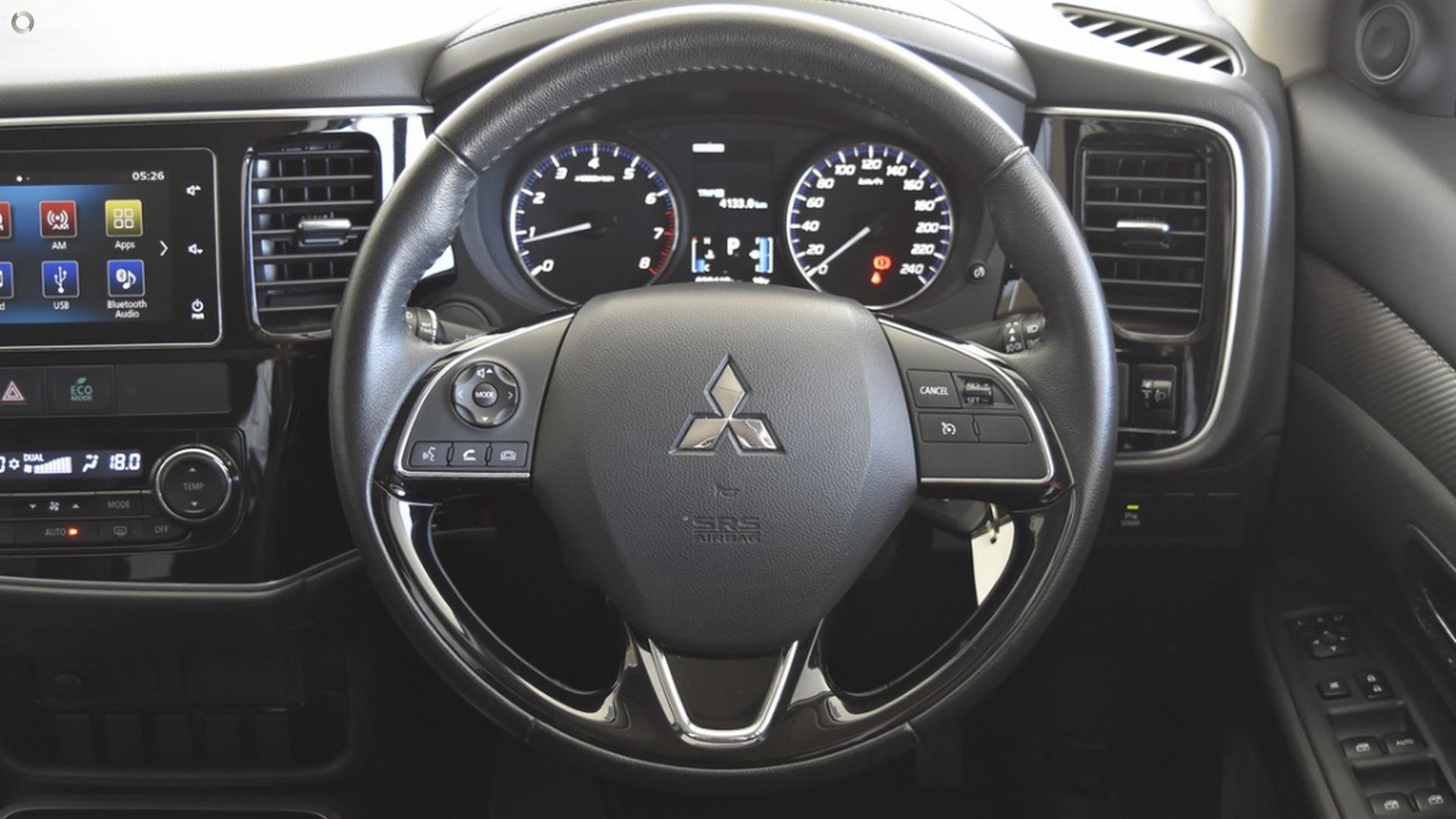 2017 Mitsubishi Outlander LS ZK