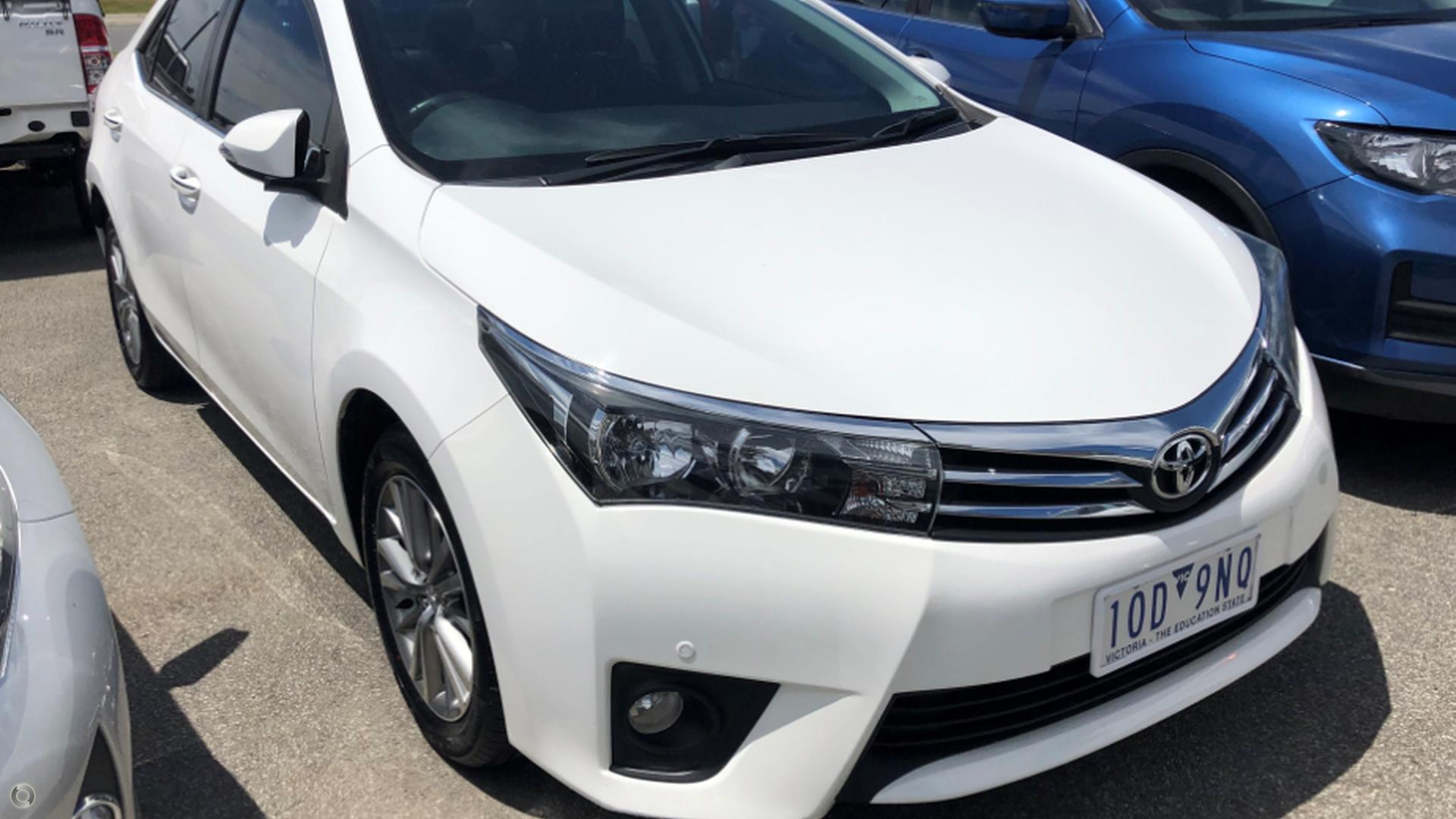 2014 Toyota Corolla ZRE172R