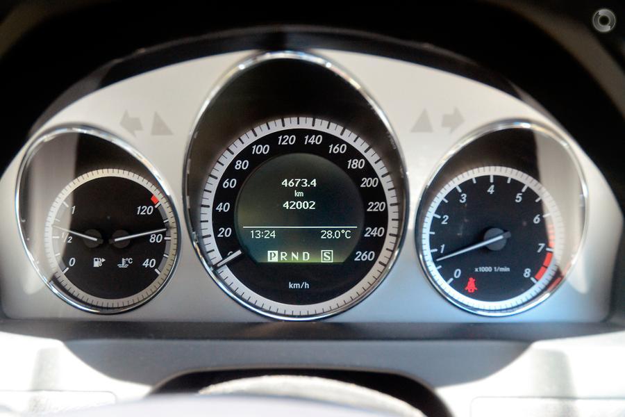 2010 Mercedes-Benz C 250 Sedan