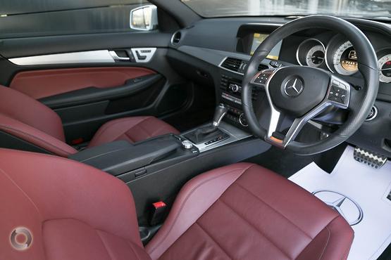 2011 Mercedes-Benz C 250
