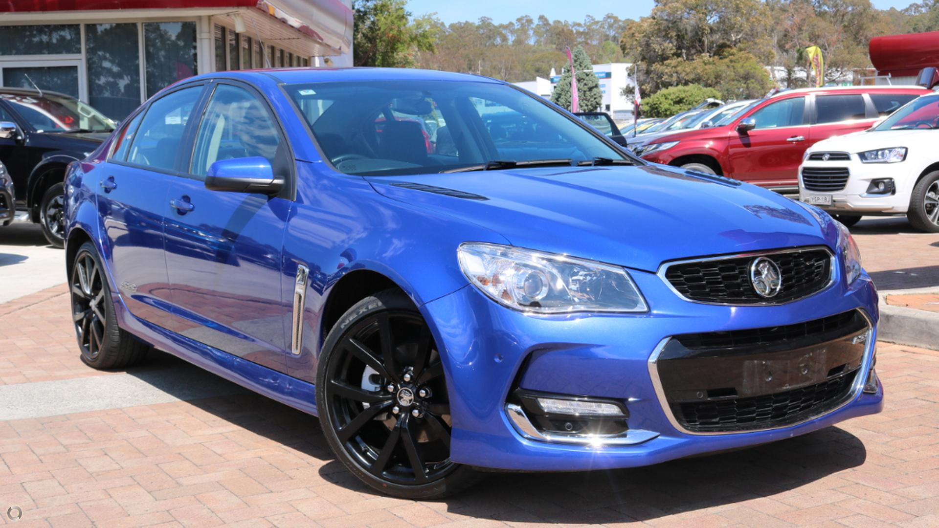 2015 Holden Commodore Ss Vf Series Ii Wakeling Automotive