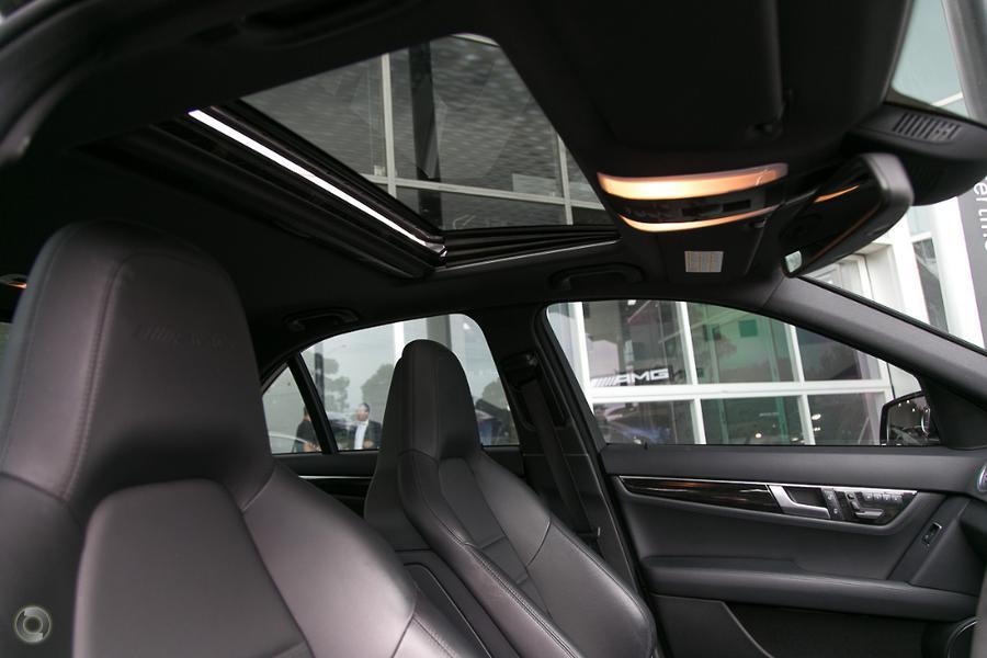 2013 Mercedes-Benz C 63 Sedan