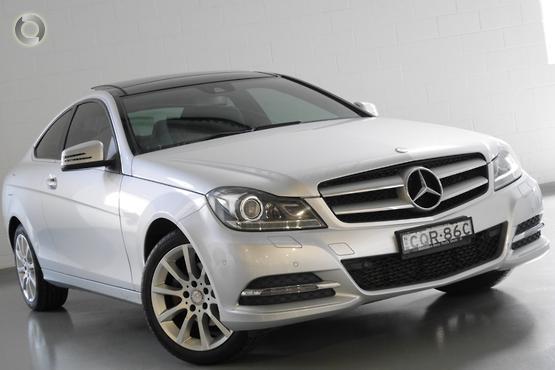 2013 Mercedes-Benz C 180