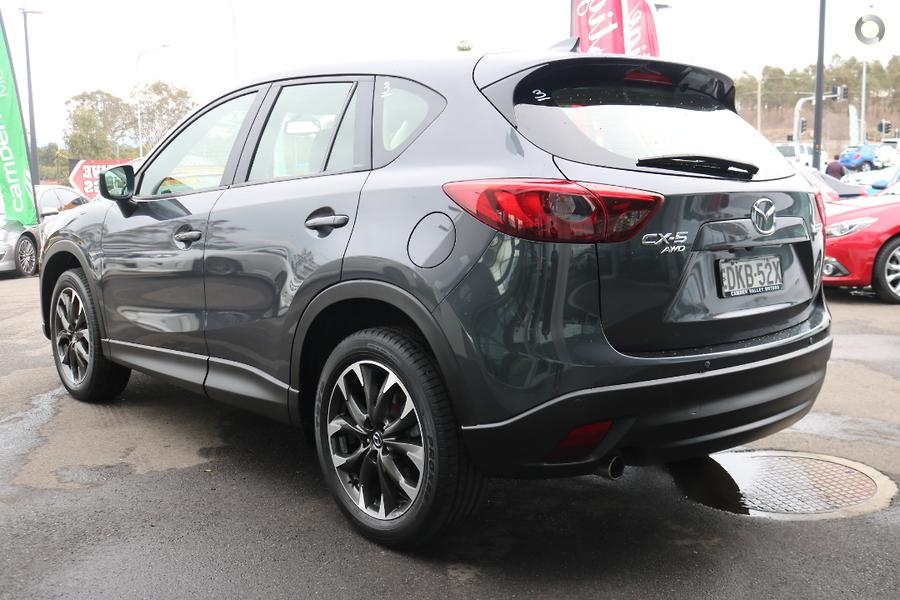 2016 Mazda Cx-5 Grand Touring KE Series 2