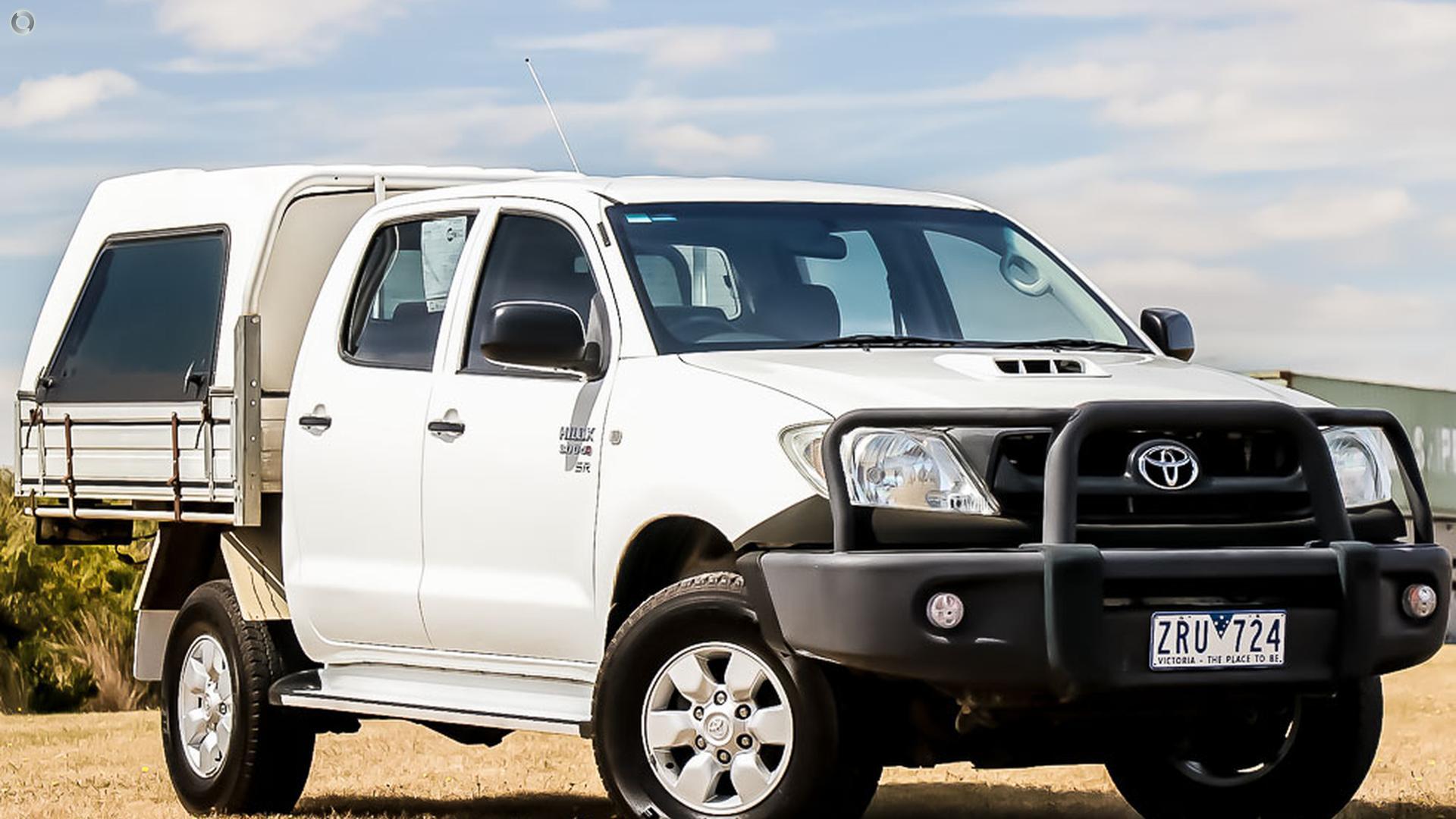 2009 Toyota Hilux KUN26R