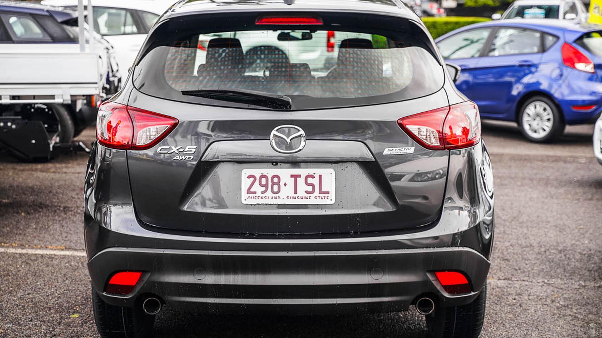 2013 Mazda Cx-5 Maxx Sport KE Series
