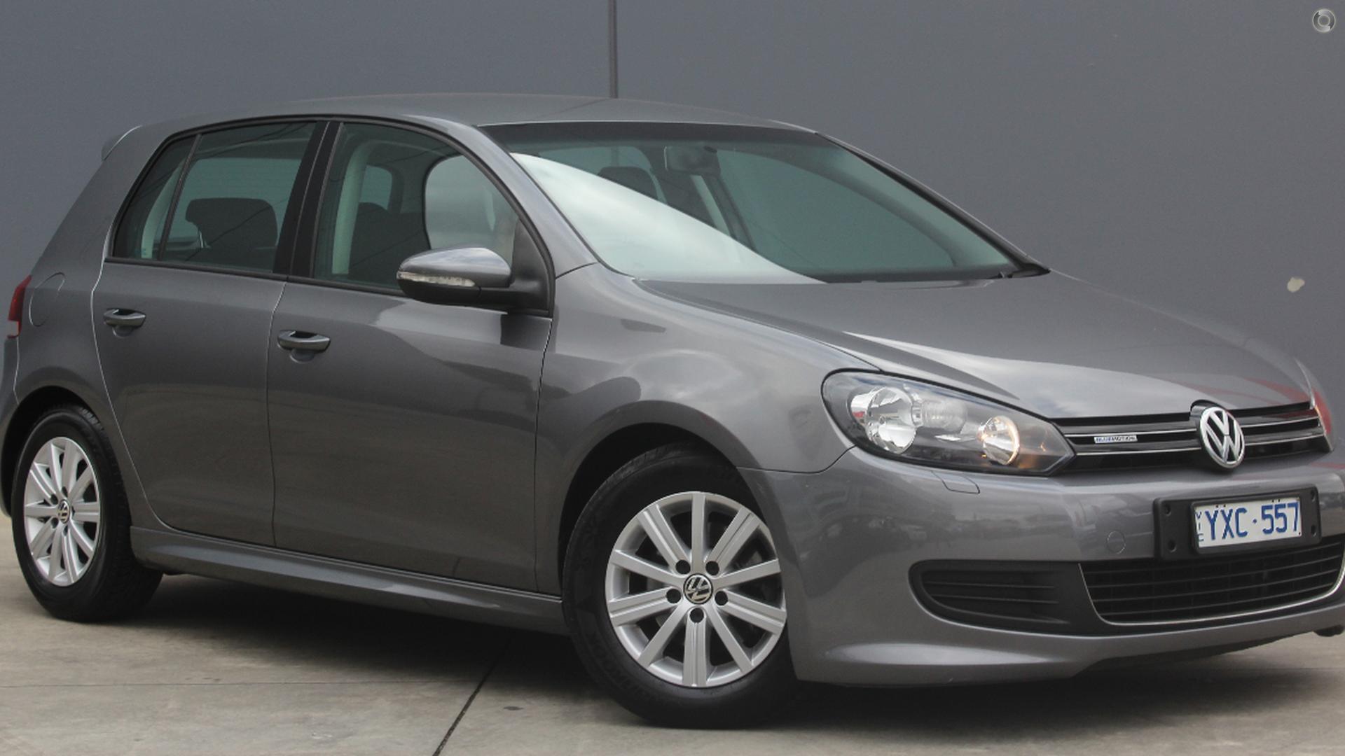 2011 Volkswagen Golf VI