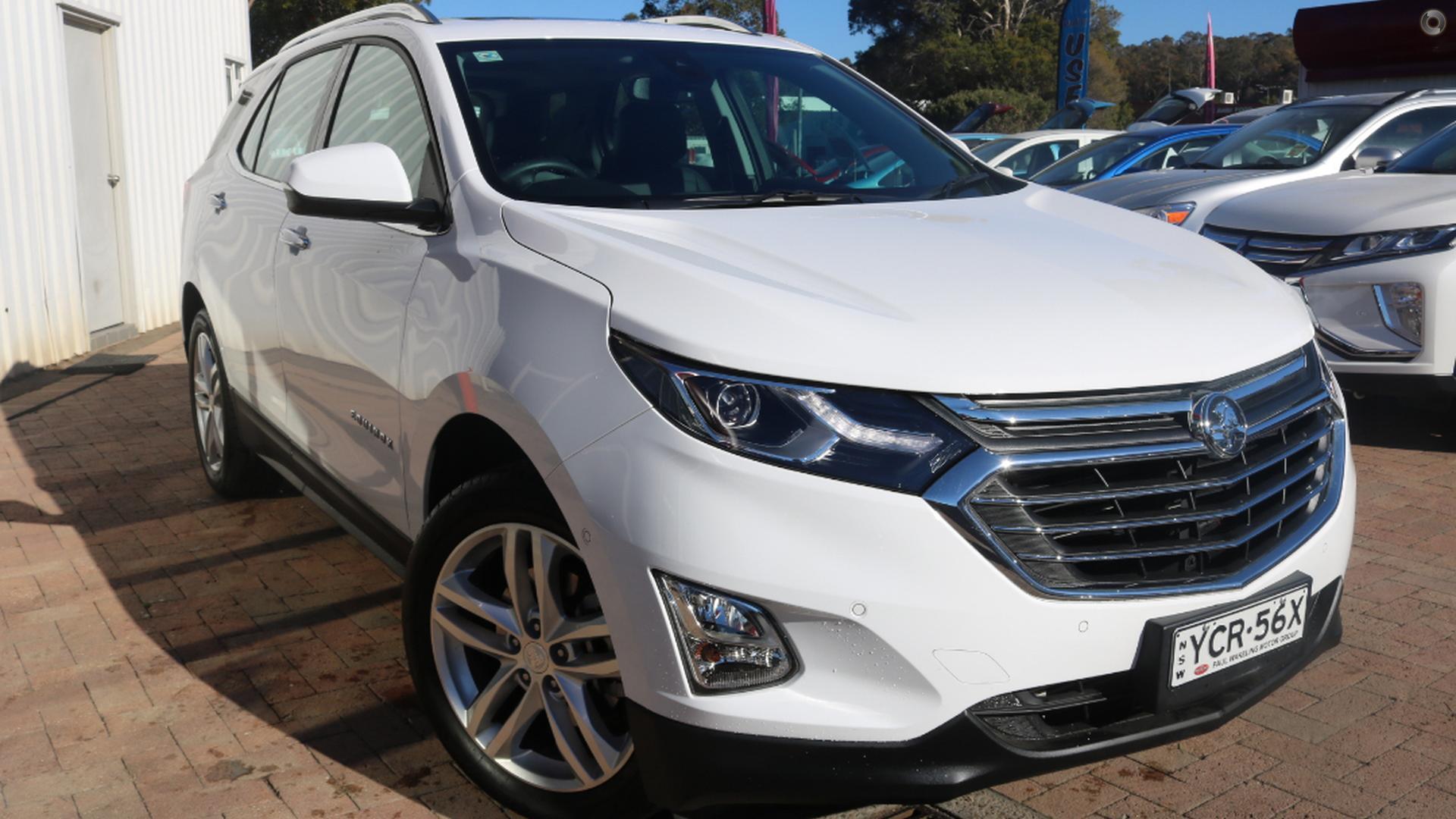 2017 Holden Equinox Ltz-v