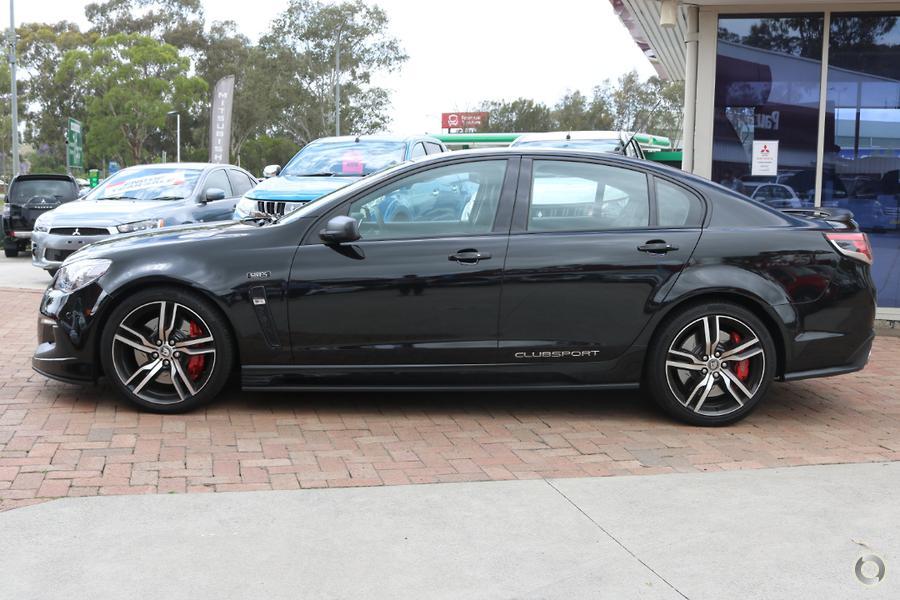 2017 Holden Special Vehicles Clubsport R8 LSA GEN-F2