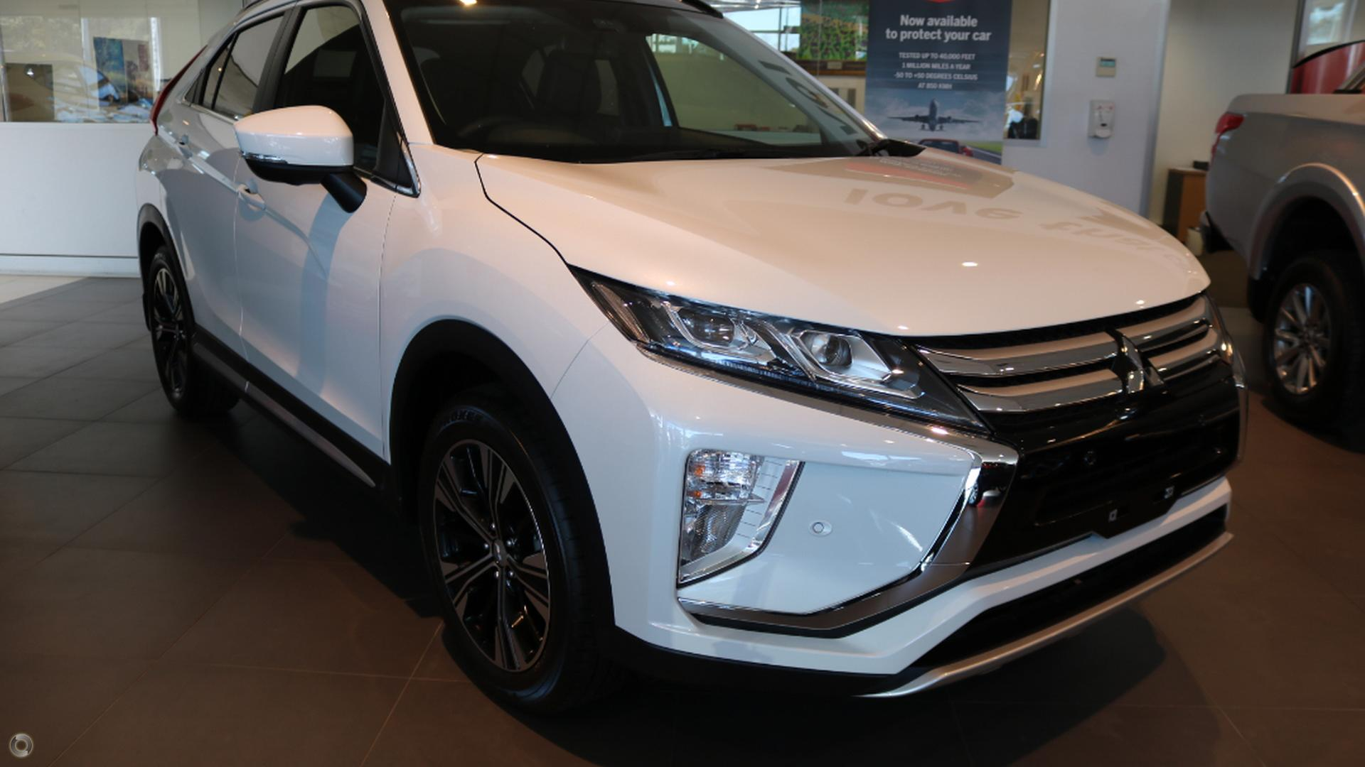 2017 Mitsubishi Eclipse Cross Exceed