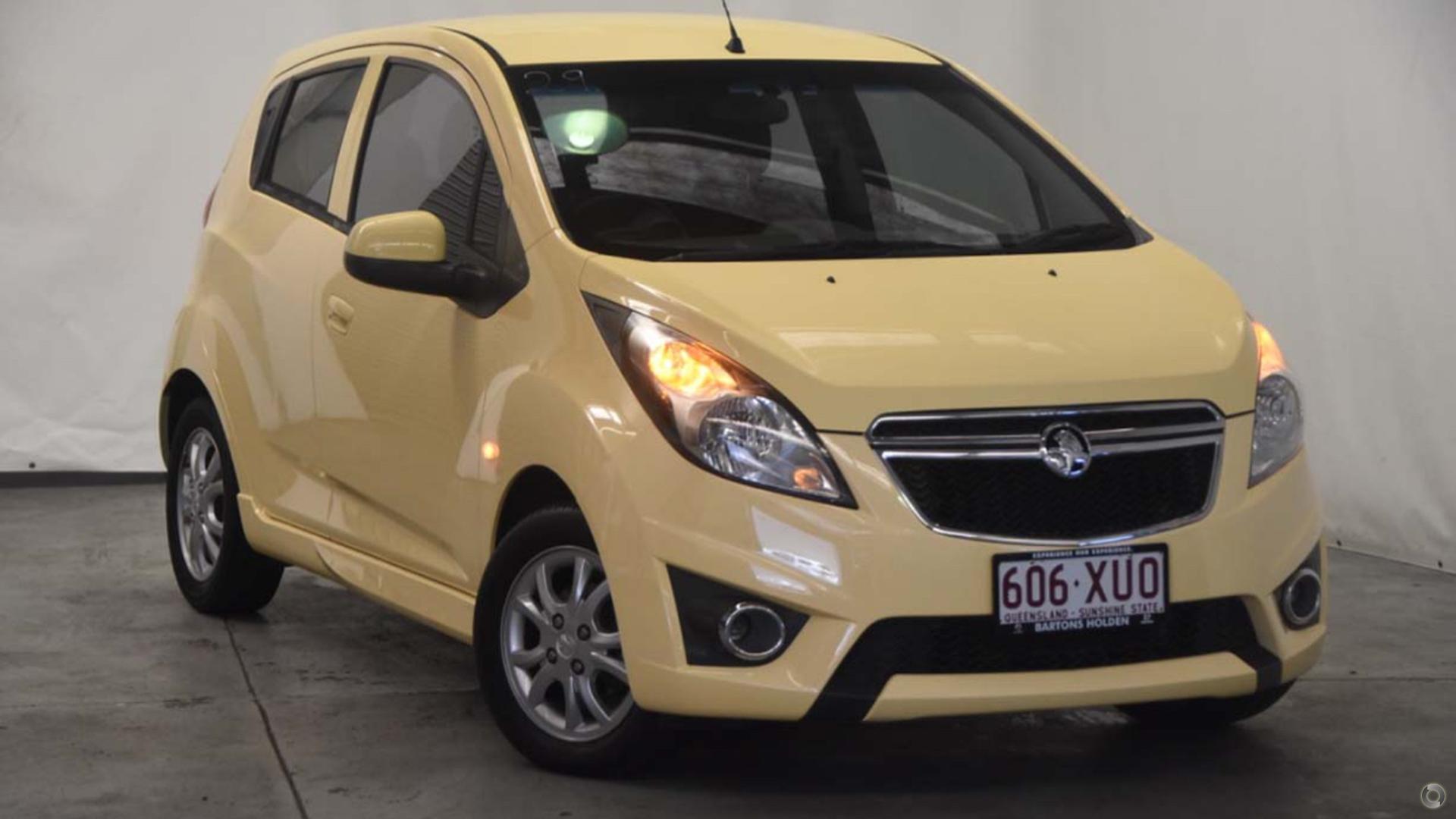 2013 Holden Barina Spark Cd