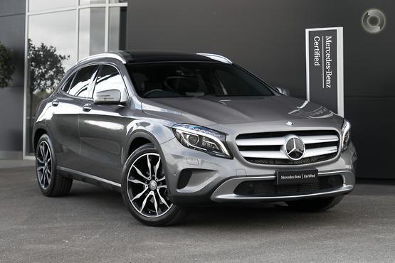 2014 Mercedes-Benz GLA 250