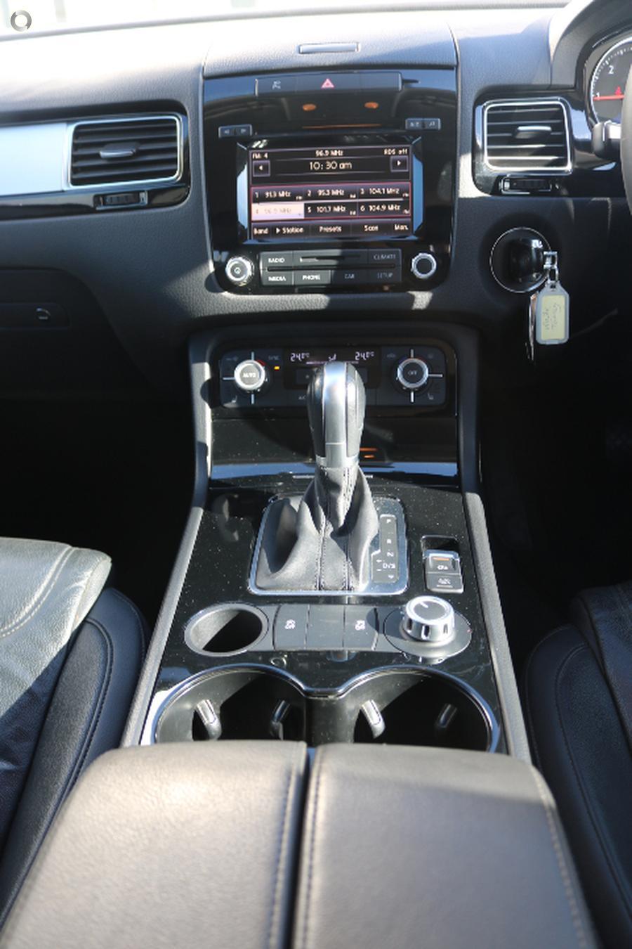 2014 Volkswagen Touareg 150TDI 7P