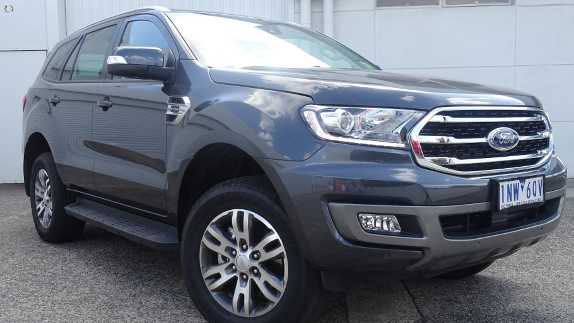 2018 Ford Everest Trend UA II