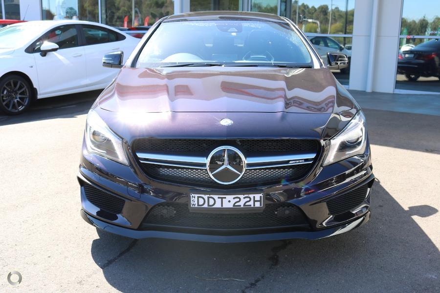 2015 Mercedes-benz Cla45 AMG C117