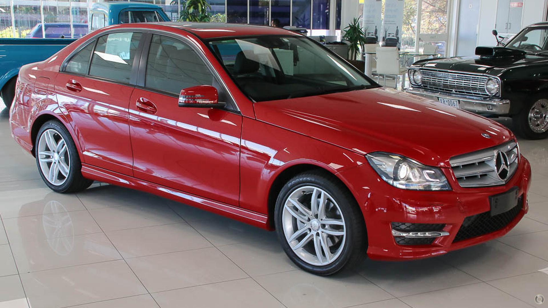 2012 Mercedes-benz C200 BlueEFFICIENCY W204