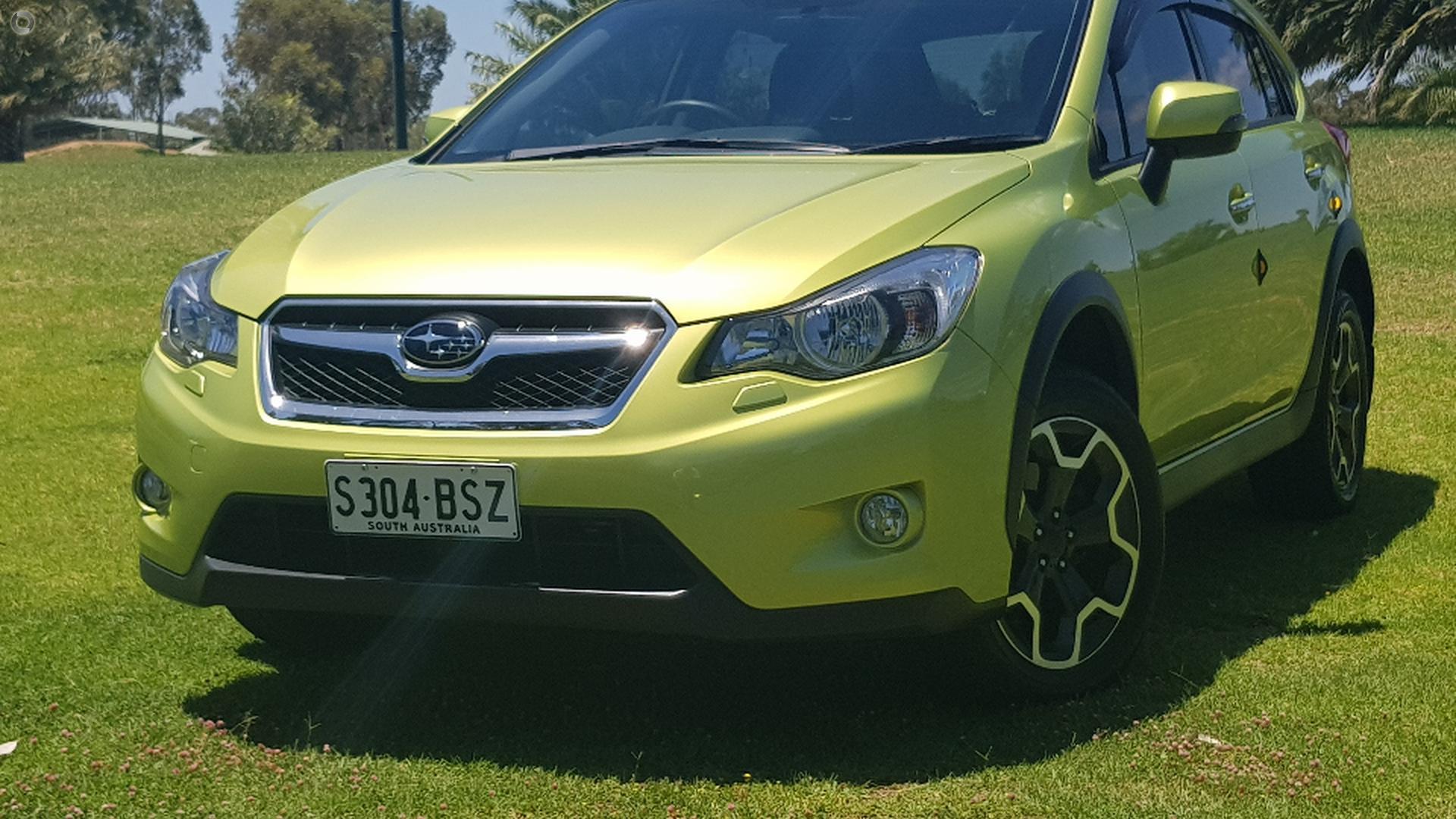 2014 Subaru Xv 2.0i-s